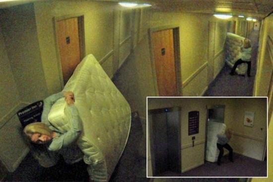 furto del materasso