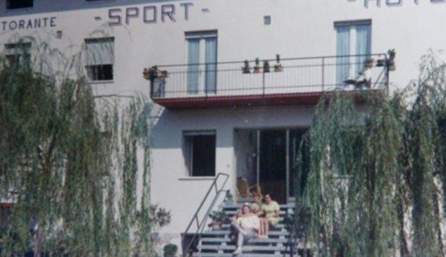 hotel Levico Terme foto vecchia